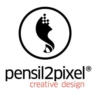 Pensil 2 Pixel® Creative Design